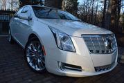 2014 Cadillac XTS AWD PLATINUM-EDITION